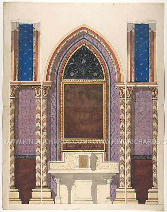 Liturgical Design for Home Chapels - King Richard\'s Religious Antiques