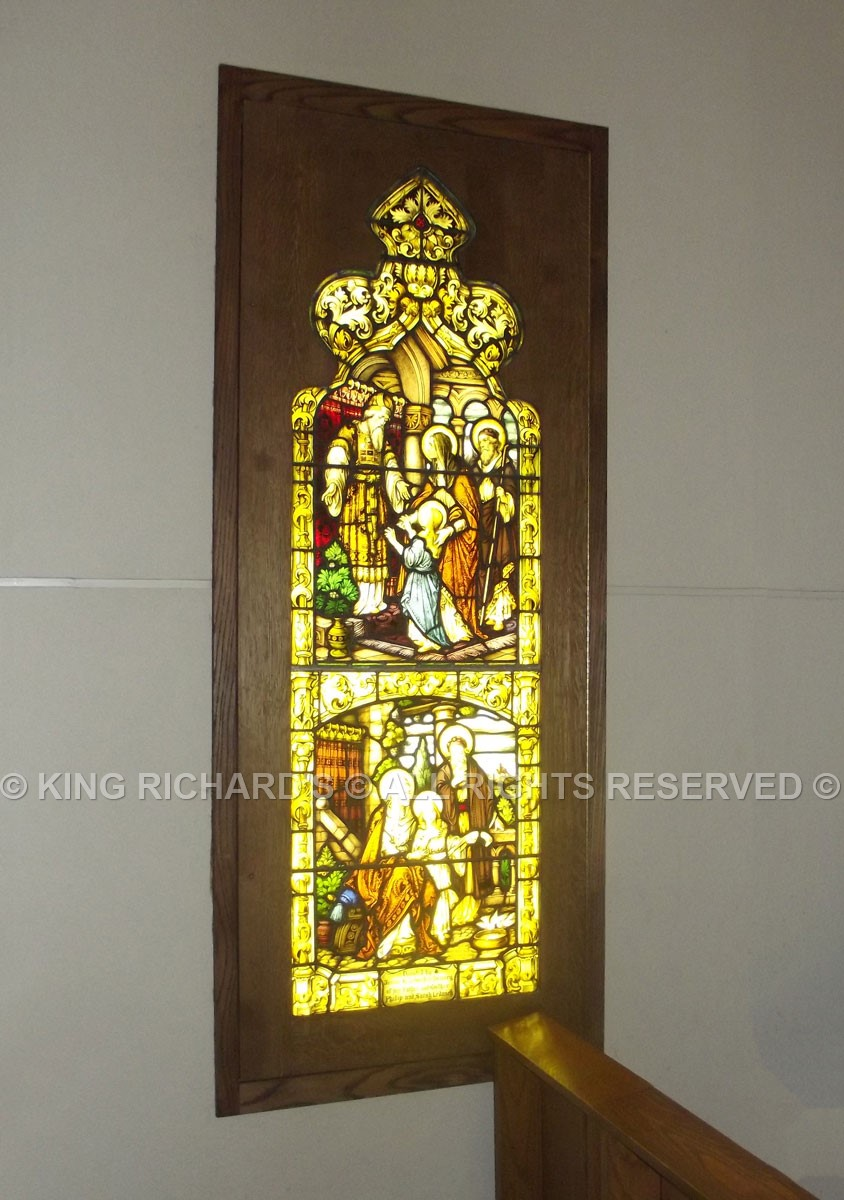 New Custom Light Boxes - King Richard\'s Religious Antiques