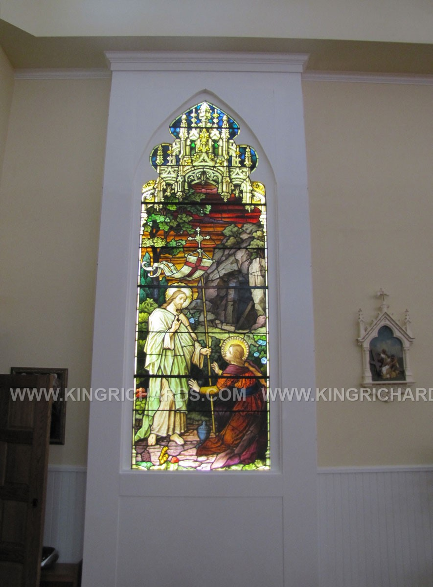 New Stained Glass Light Boxes King Richard S Religious