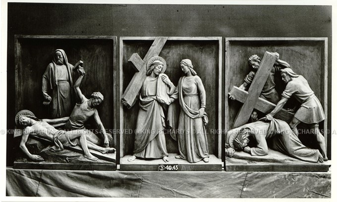 Stations of the Cross Image 16-5