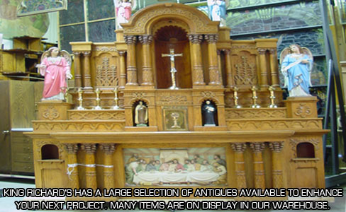 Altars King Richard S Liturgical Design And Contracting